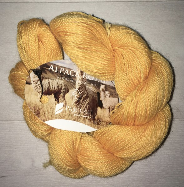 Alpaca Royal - handdyed